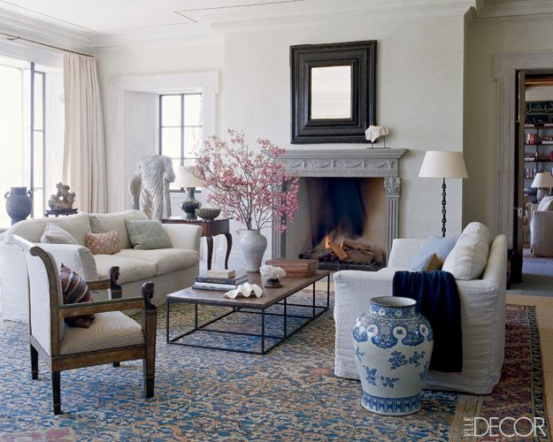 Michael S. Smith Home Decorating Designer Michael S Smith39s Decorates A