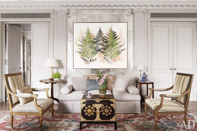 Michael S. Smith (interior designer) 2014 AD100 Michael S Smith Inc Architectural Digest