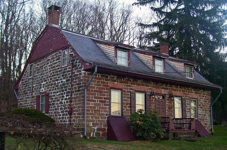 Michael Salyer Stone House