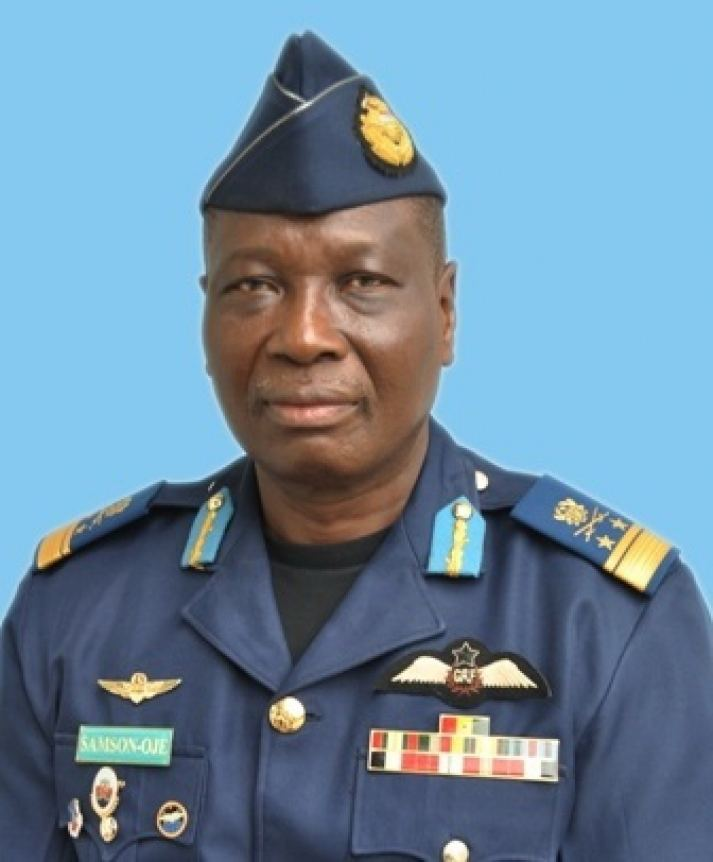 Michael Samson-Oje Air Marshall Michael SamsonOje News Ghana