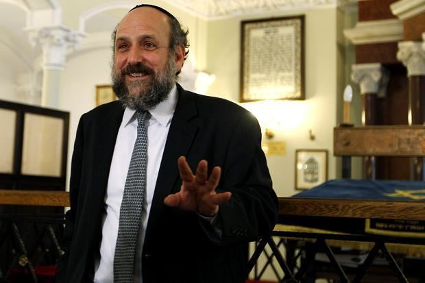 Michael Schudrich Interview With Rabbi Michael Schudrich Chief Rabbi of Poland New