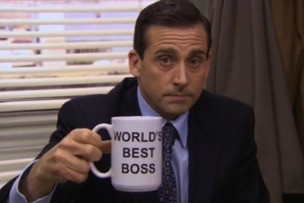 Michael Scott (The Office) Happy Birthday Steve Carell 25 Lessons in Office Etiquette from