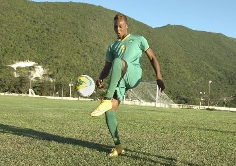 Michael Seaton (footballer) CONCACAF U20 We have to fight for each other Jamaica39s