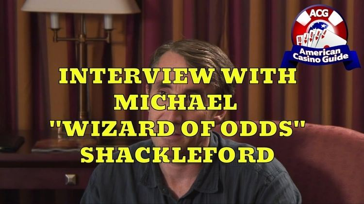 Michael Shackleford Michael quotWizard of Oddsquot Shackleford Interview YouTube