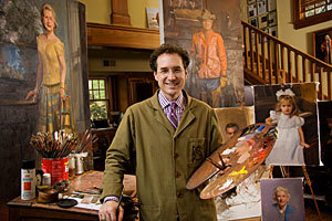 Michael Shane Neal Michael Shane Neal through the eyes of an artist Student Life