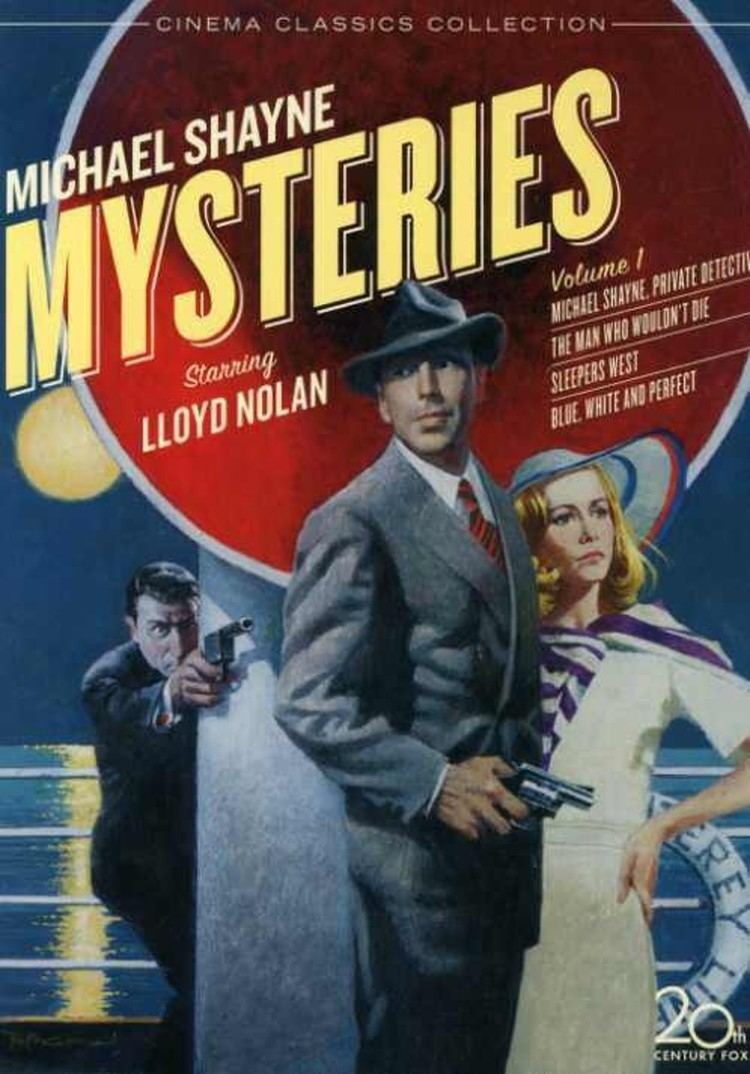 Michael Shayne, Private Detective Rough Edges Tuesdays Overlooked Movies Michael Shayne Private