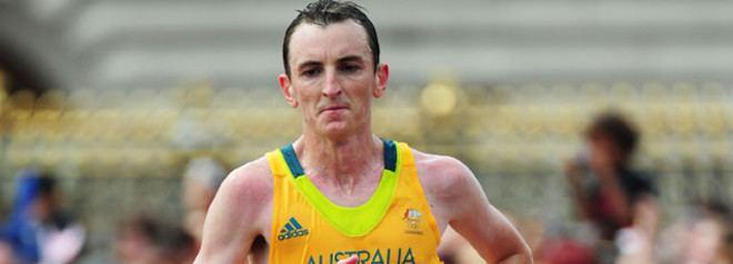 Michael Shelley (athlete) Australian Olympic Committee Michael Shelley