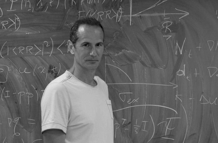 Michael Shelley (mathematician) Michael Shelley