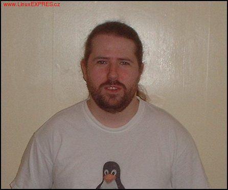 Michael Simms (software developer) imglinuxexprescz20062simmsobr2jpg