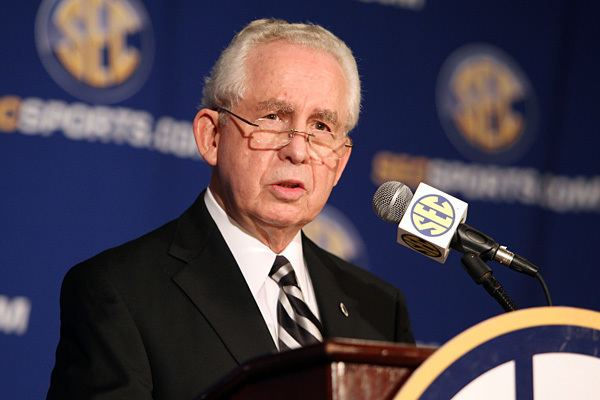 Michael Slive Mike Slive will retire from the SEC next year Kentucky