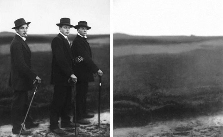 Michael Somoroff SHOW ME SOMETHING I39VE NEVER SEEN BEFORE AUGUST SANDER AND MICHAEL