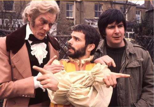 Michael Staniforth Tuesday Is Theme Tunes Day Rentaghost The Cathode Ray