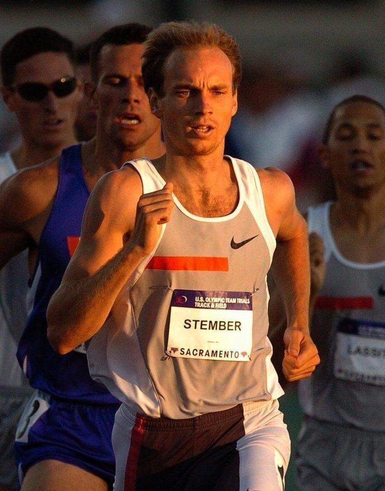 Michael Stember ExOlympian Stember to race in Run to Feed the Hungry