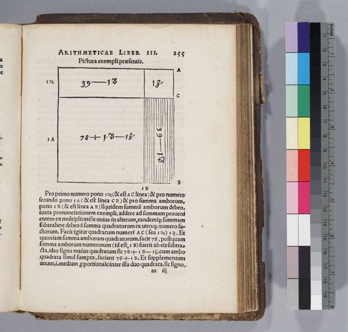 Michael Stifel Mathematical Treasures Michael Stifels Arithmetica Integra
