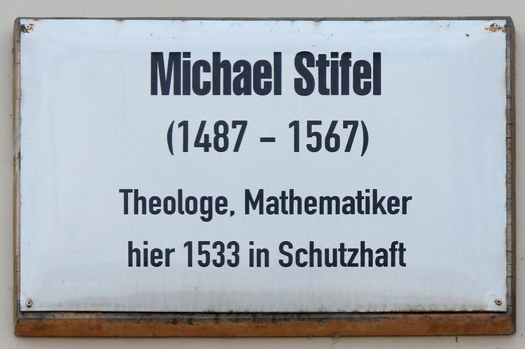 Michael Stifel Michael Stifel Wikiwand