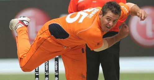 Michael Swart Holland vs Bangladesh Highlights amp Stats Sky Sports
