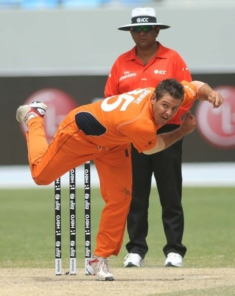 Michael Swart Michael Swart Pictures ICC World Twenty20 Qualifier