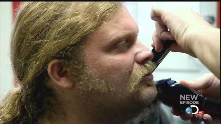 Michael Teutul American Chopper Mikey Teutul Shaves YouTube