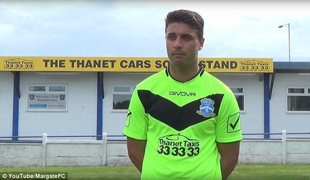 Michael Thalassitis Love Islands Mike hits back at nonLeague boss after exit Daily