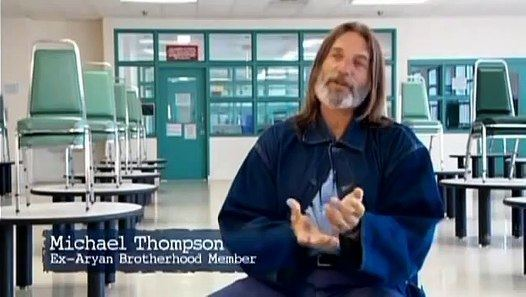 Michael Thompson (Aryan Brotherhood) Michael Thompson (Aryan Brotherhood) Interview