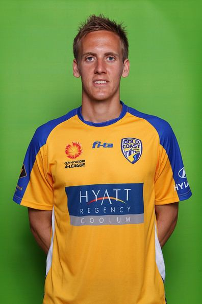 Michael Thwaite Michael Thwaite Photos Gold Coast United Headshots Zimbio