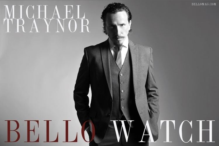 Michael Traynor (actor) BELLO WATCH The Walking Dead39s Michael Traynor