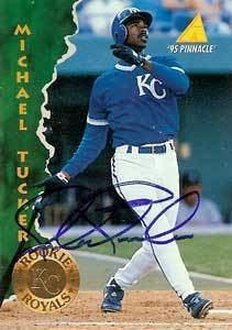 Michael Tucker (baseball) Michael Tucker Baseball Stats by Baseball Almanac