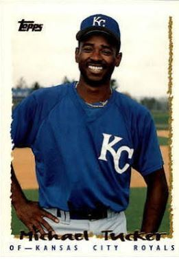 Michael Tucker (baseball) Michael Tucker Baseball Statistics 19932009