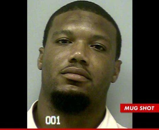 Michael Turner (American football) NFL Star Michael Turner Arrested PHOTOS Global Grind