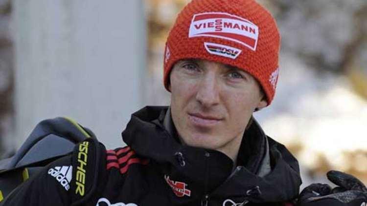 Michael Uhrmann Skispringer Michael Uhrmann beendet Karriere Wintersport