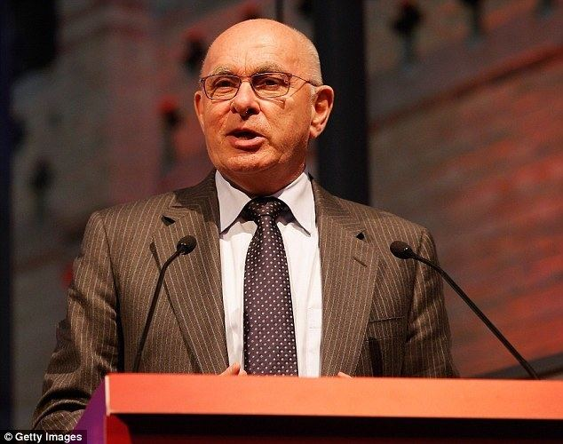 Michael van Praag Sepp Blatter faces a possible new contender to FIFA rule