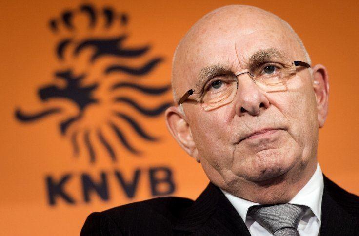 Michael van Praag Michael van Praag withdraws from Fifa presidential race