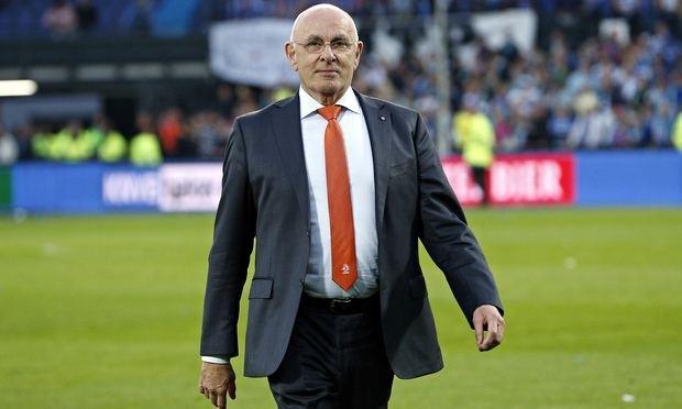 Michael van Praag Michael van Praag emerges as rival to Sepp Blatter for