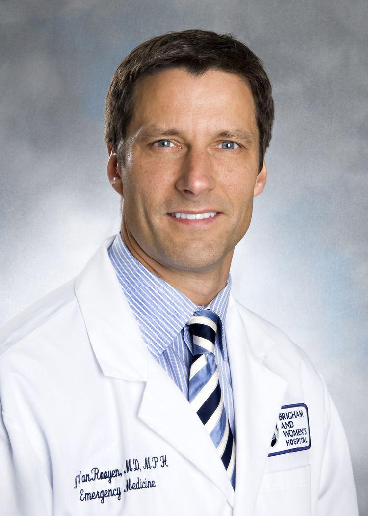 Michael VanRooyen VanRooyen Named Chair of Emergency Medicine BWH Bulletin
