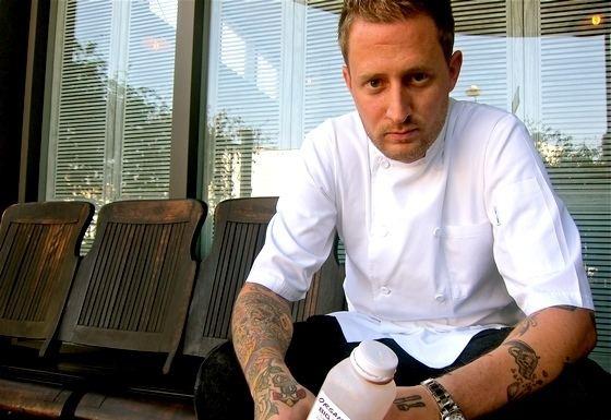 Michael Voltaggio Chef Michael Voltaggio Raids His Brother39s Kitchen Orders