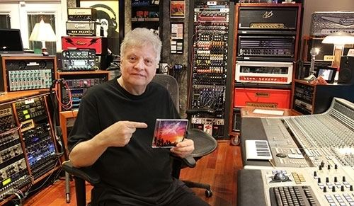 Michael Wagener SARGEANT STEEL Post Production Video Featuring Michael