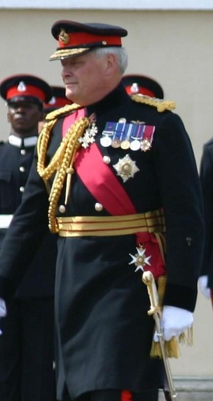 Michael Walker, Baron Walker of Aldringham