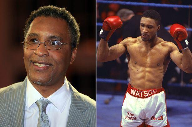 Michael Watson Former boxer Michael Watson sprayed with ammonia and dragged 500