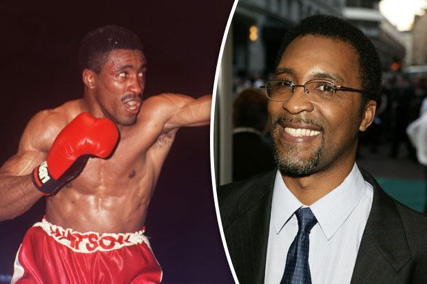 Michael Watson Michael Watson Boxing legend attacked with acid in London car