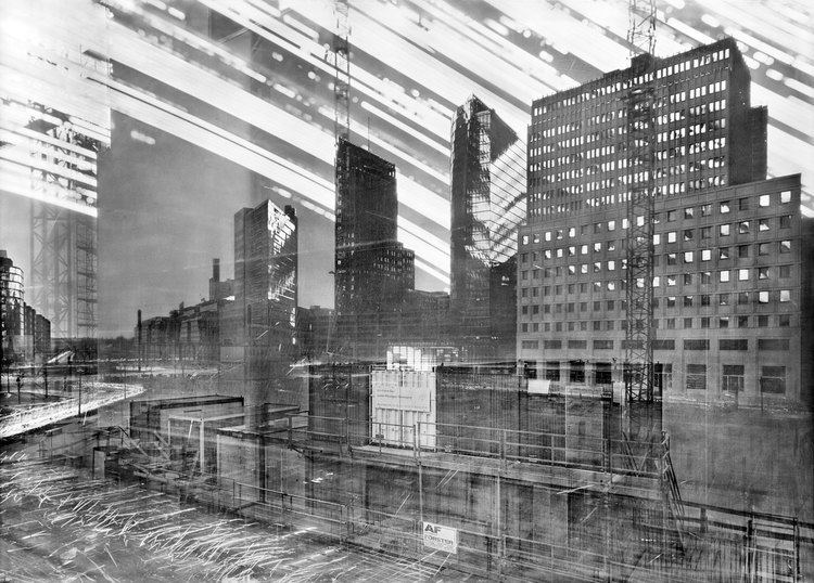 Michael Wesely Unusually Long Exposure Photographs by Michael Wesely