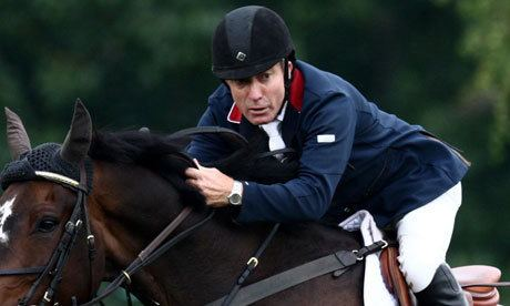 Michael Whitaker Michael Whitaker pulls out of Hickstead after hotel