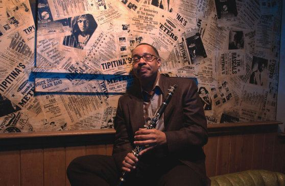 Michael White (clarinetist) Jazz Articles Dr Michael White Woods Shedding By