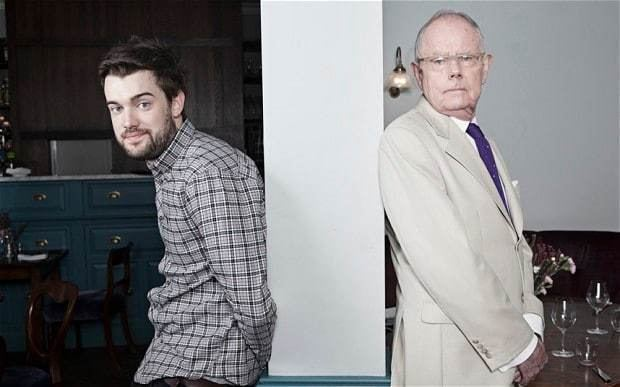 Michael Whitehall Jack and Michael Whitehall interview Telegraph