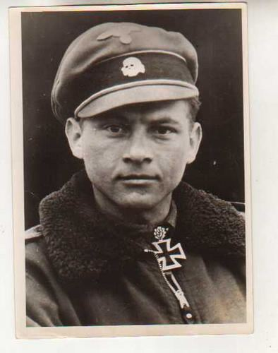 Michael Wittmann German Forces SSHauptsturmfhrer Michael Wittmann