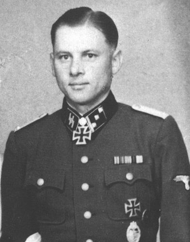 Michael Wittmann Photo Special Michael Wittmann NationalSocialist