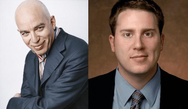 Michael Wolff (journalist) Michael Wolff Accuses Journalist of Committing Journalism
