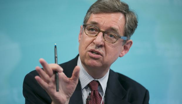 Michael Woodford (economist) Why Michael Woodford Thinks the Fed Should Taper