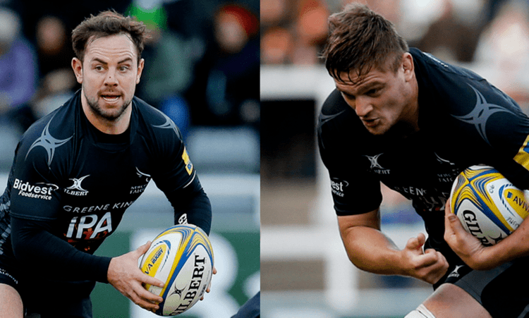 Michael Young (rugby league) Michael Young and Calum Green extend Newcastle Falcons deals Ruck