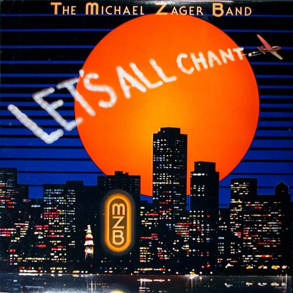 Michael Zager The Michael Zager Band Lets All Chant Vinyl LP Album at Discogs