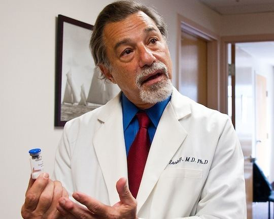Michael Zasloff GUMC Discovery Chosen for Times Top 100 Scientific Findings